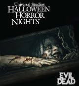 Evil Dead at Halloween Horror Nights