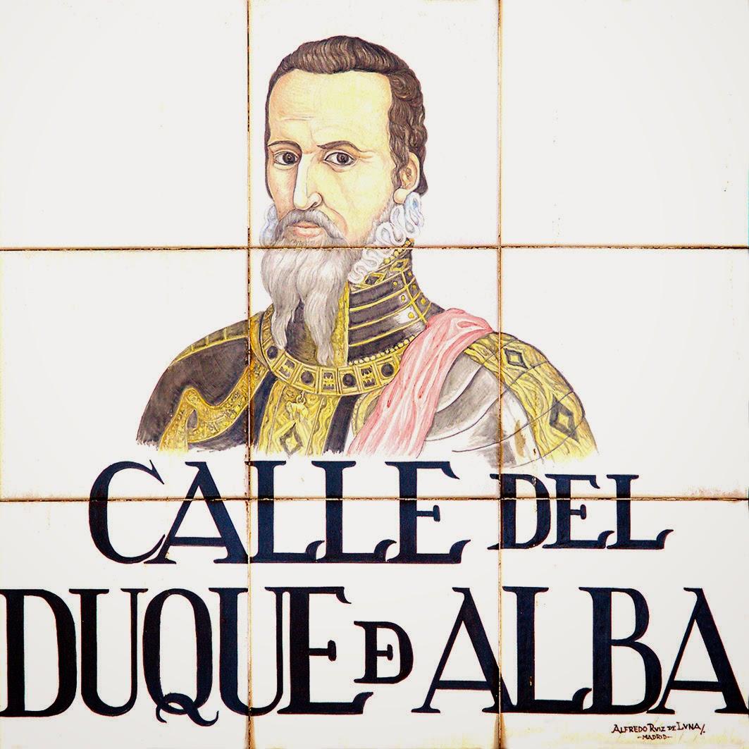Calle del Duque de Alba