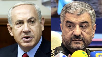 la proxima guerra jefe guardia revolucionaria iran y benjamin netanyahu