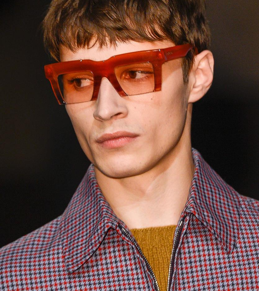 Prada Sunglasses For Men Prada Fall 39 13 Men 39 s Runway