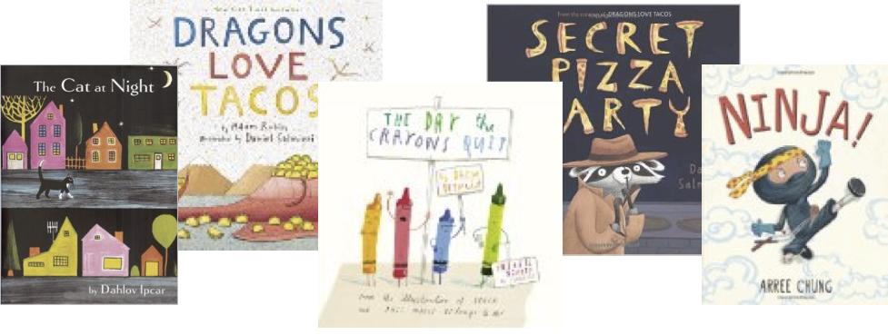 children's book cover art decor
