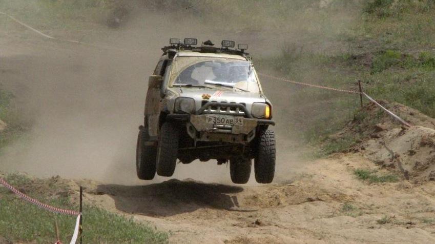 Suzuki Jimny, najlepsze auta do off roadu, japońska motoryzacja, zdjęcia, ラリー、レース、自動車競技