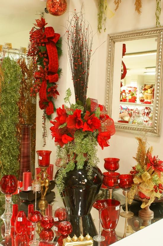 Cursos arte y decoraci n la cale ita floristeria - Decoracion navidena 2013 ...