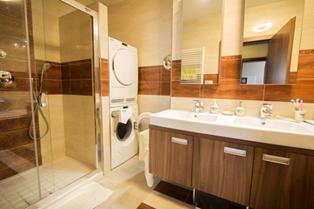 baño apartamento diseño moderno