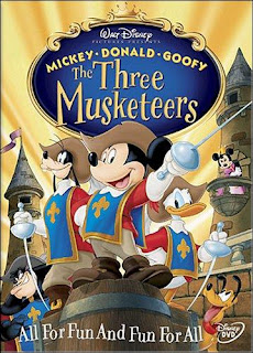 Mickey, Donald, Goofy: The Three Musketeers (2004) Online
