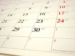 Click the Calendar to View Events
