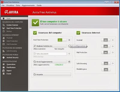avira antivirus personal