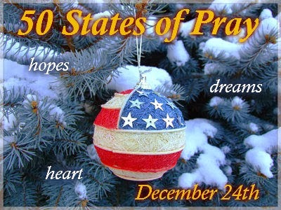 50 States Of Prayer