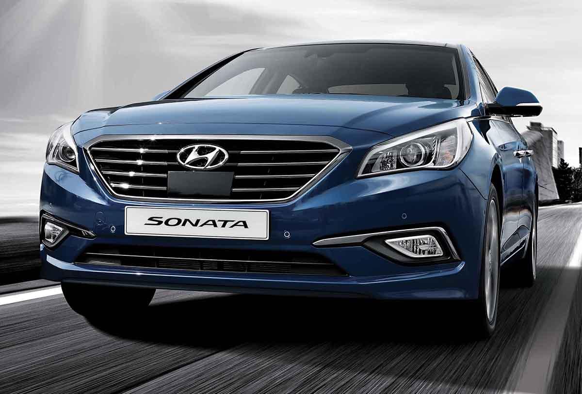 Novo Hyundai Sonata 2015