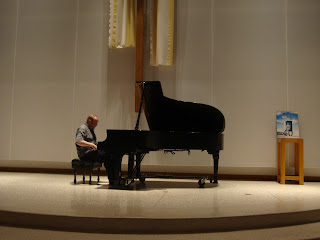 Grzybowski performs in Santa Monica, May 2012