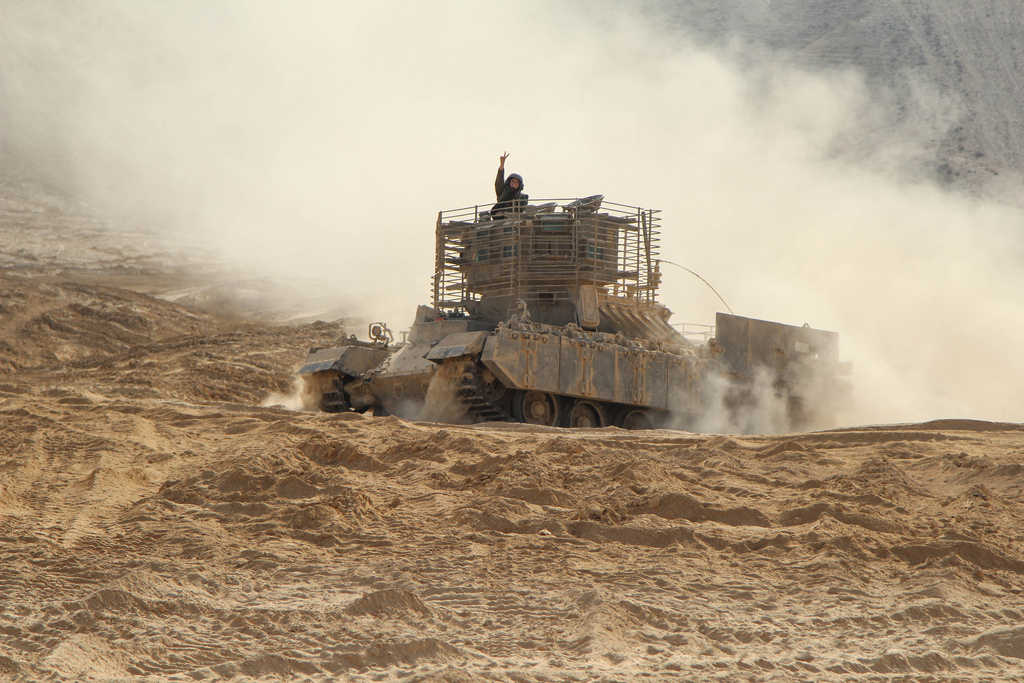 Amid shifting landscape, IDF unveils sweeping plan to
