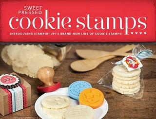 Cookie Press Stamp Set from Stampin'up!