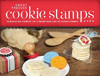 Stampin'UP!'s Cookie Press Stamps