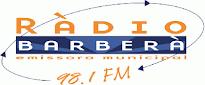 Entrevista en Rádio Barberà (Barcelona)