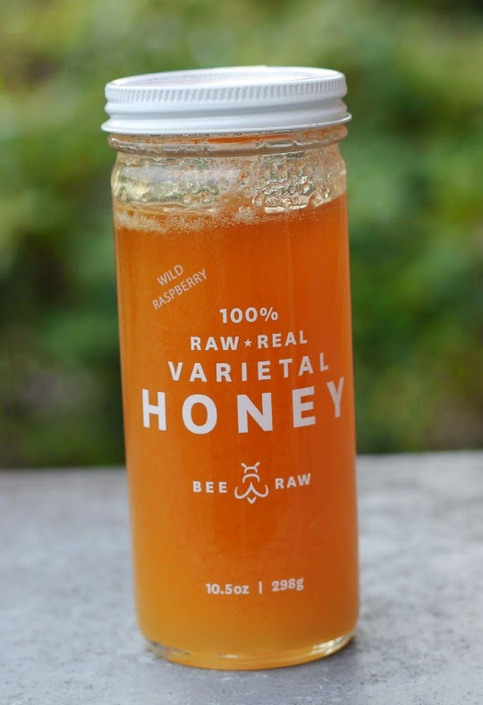 Bee Raw Maine Wild Blueberry Honey