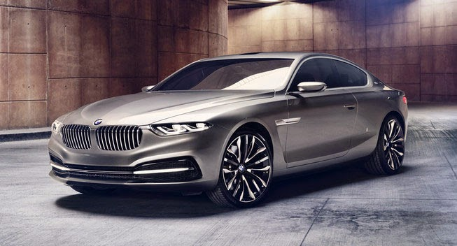 2016 New BMW 9 Series Luxury Concept Review