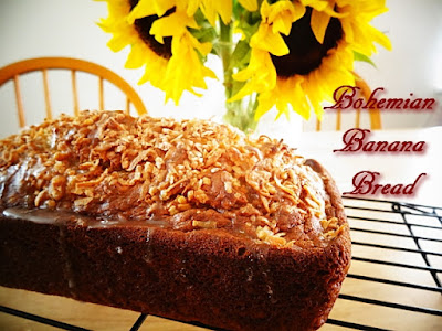 Moms pantry recipe bohemian banana bread i made this a few days ago and mr mom has put in an order for another batch im going to double the recipe this time forumfinder Images