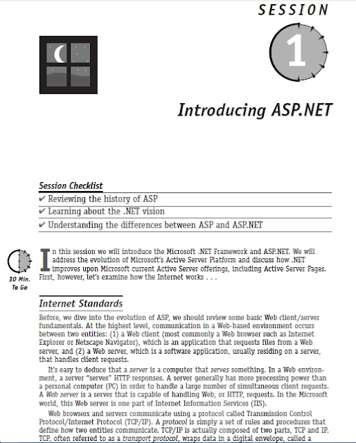 ASP.NET LEARNING BOOKS