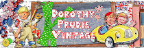 Dorothy Prudie Vintage