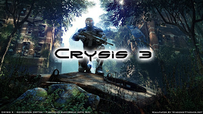Download Games Crysis 3 Full Version for PC