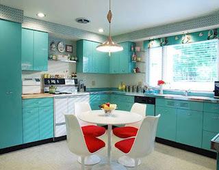 Cara Mudah Mendekorasi Dapur Dengan Rapi
