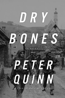 Peter Quinn's new book 'Dry Bones' asks hard questions
