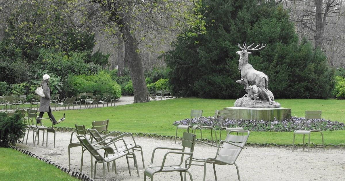 Cergipontin paris vi me le jardin du luxembourg for Aller au jardin du luxembourg
