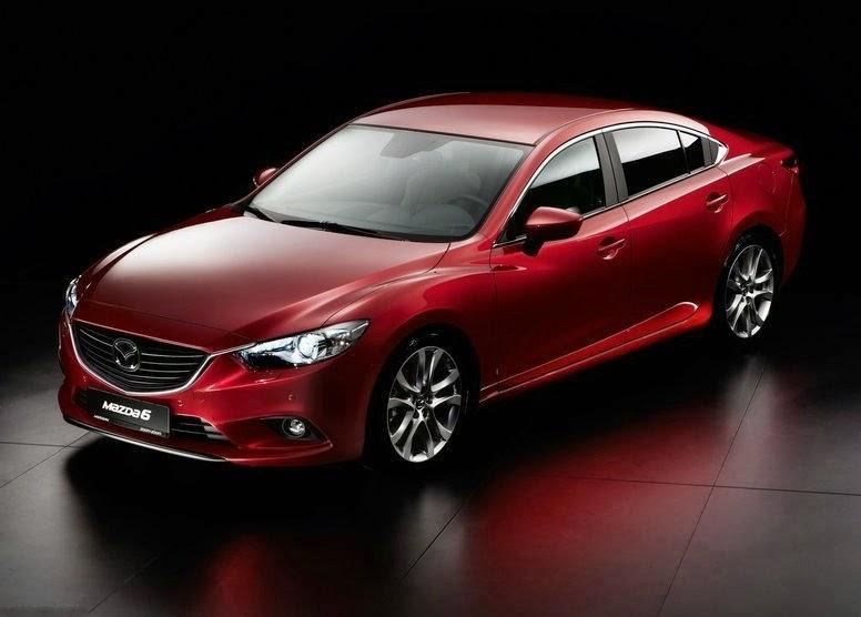 صور سيارة مازدا 6 2013 Mazda 6