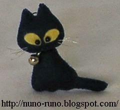 Nevy blue cat