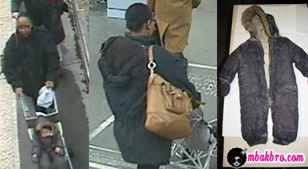 rekaman CCTV dan barang bukti