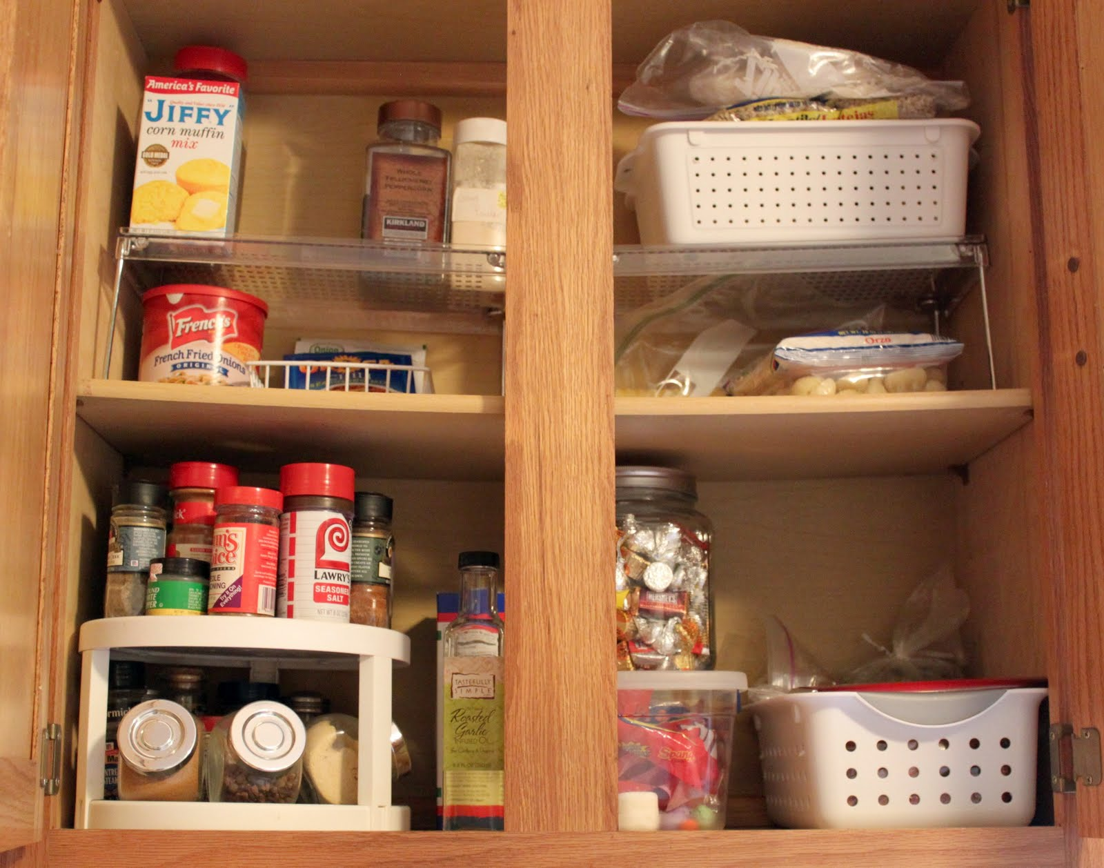Kitchen CabiOrganization
