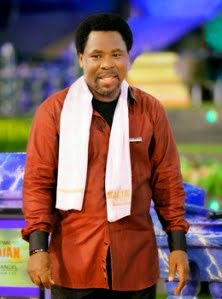 PROPHET T.B JOSHUA: IN HONOUR OF THE MARTYRS OF FAITH