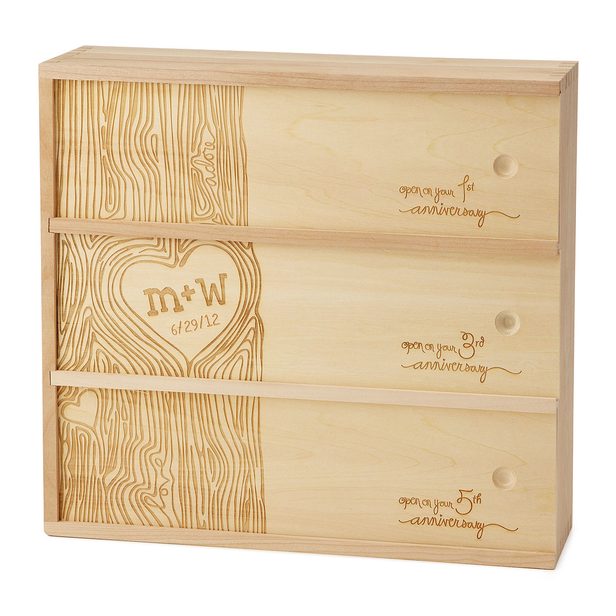wine box ceremony island bliss weddings With wine box wedding gift