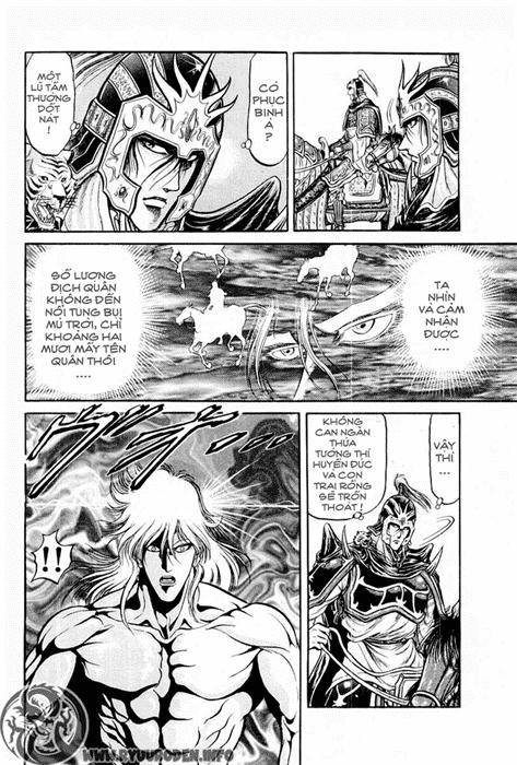 Chú Bé Rồng - Ryuuroden chap 26 - Trang 12