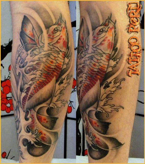 Tatuajes: Historia de los Tatuajes. Diseno_japones