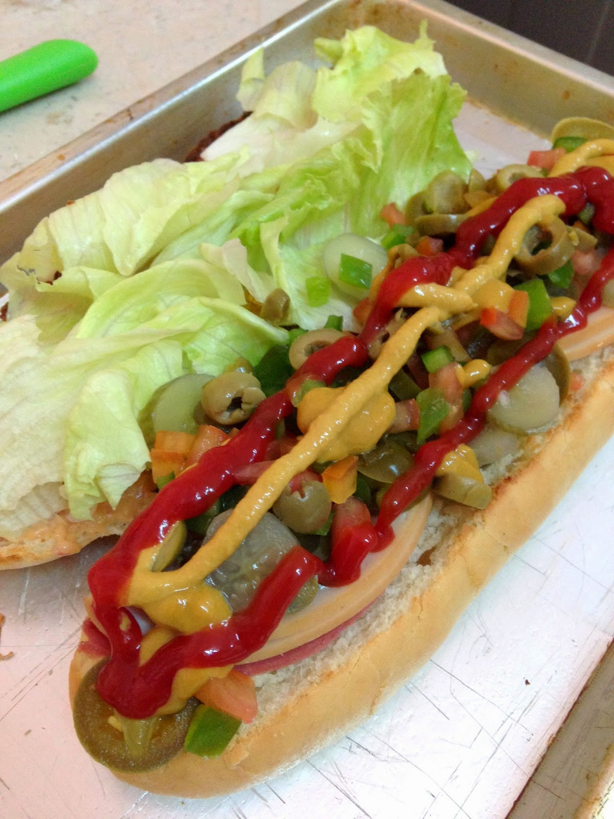 how to make subway southwest sauce uk