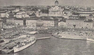 Хельсинки, экскурсии, частный гид, история, труд