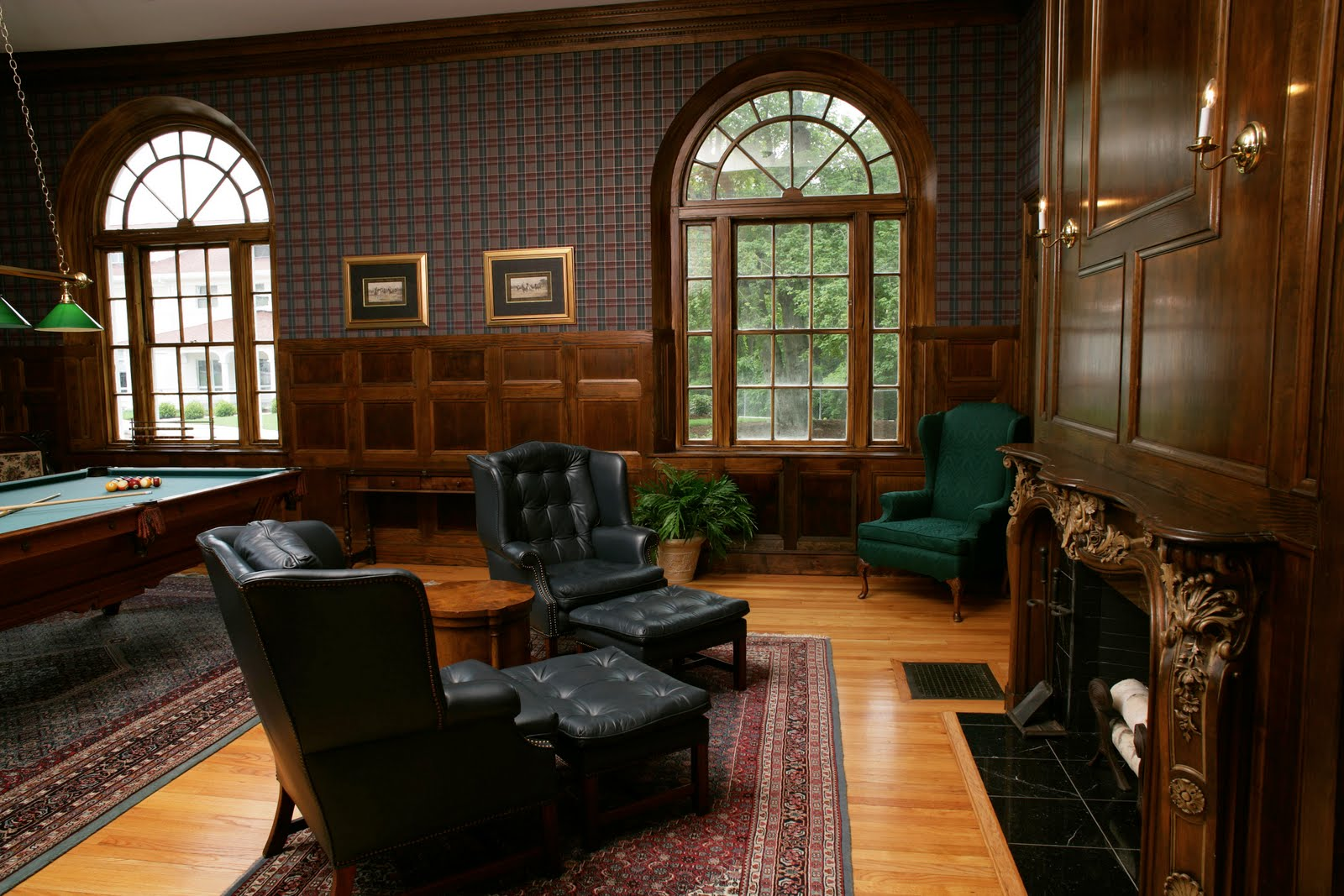 Wylie Inn and Conference Center Interior