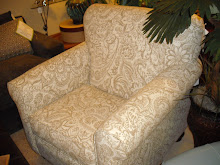 Tan and Beige Traditional Chair