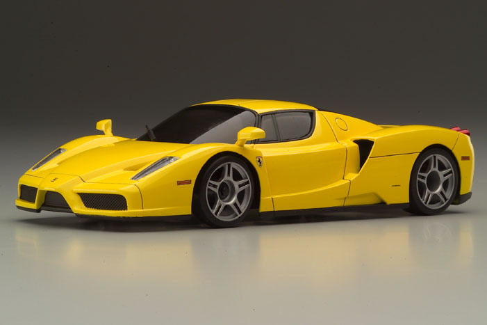 yellow ferrari cars ferrari enzo yellow 1 - Ferrari 2014 Yellow