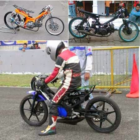 Motor Drag bike