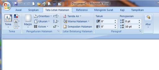 how to change word 2007 language