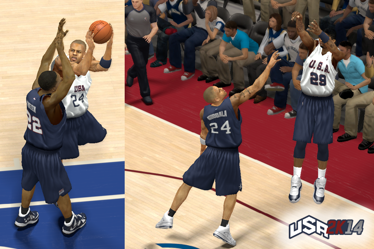 Nba 2k14 celebrity team mod