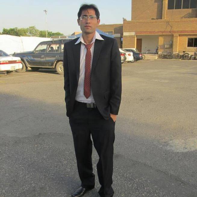 Ghulam Haider (Blogger)