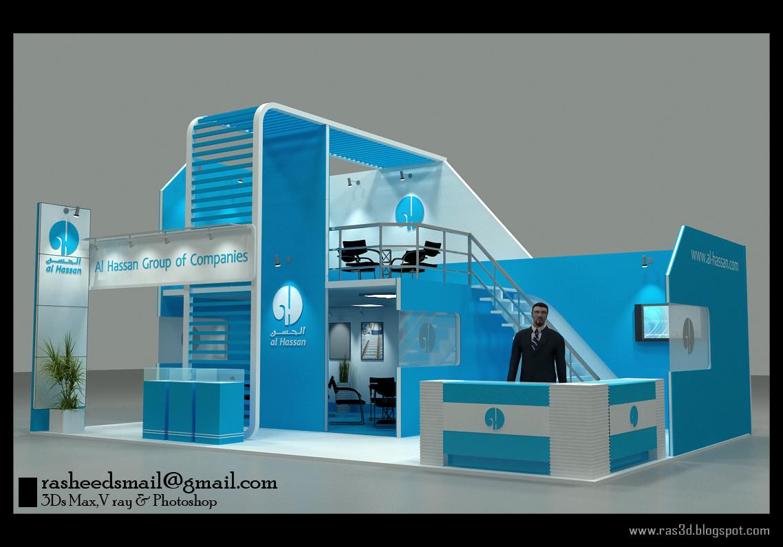 Exhibition Stand Contractors In Doha Qatar : D designer visualizer events exhibitions interiors