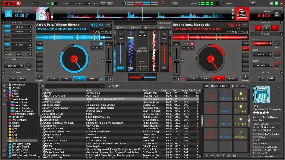 virtual dj 8 full  with crack
