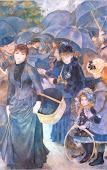 Ombrelli,Renoir