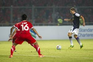 22 pemain Indonesia yang dipersiapkan melawan Chelsea FC