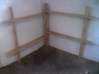 The Corner Bookcase via the sawdust filter...