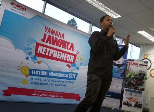 Cara Mengikuti Kompetisi Netprenuer Yamaha